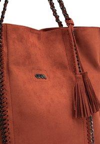 IZIA - Tote bag - rost - 4