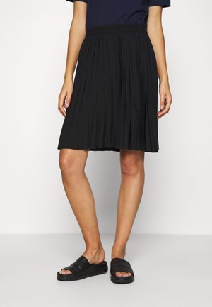 SLFALEXIS SKIRT - A-line skirt - black