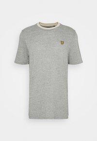 Basic T-shirt - sesame
