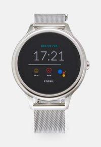 Fossil Smartwatches - Klocka - silver-coloured - 0