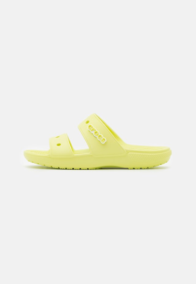 CLASSIC  - Sandały kąpielowe - lime zest