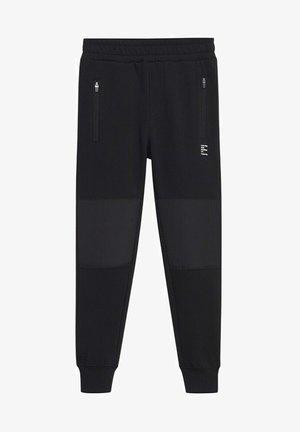 JOGGING - Teplákové kalhoty - noir