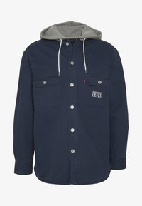 Levi's® - HOODED JACKSON OVERSHIRT - Summer jacket - dress blues - 3