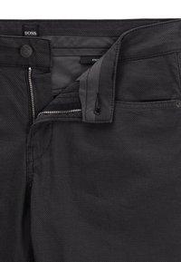 BOSS - DELAWARE - Jeans slim fit - black - 5