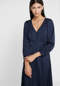 J.CREW - FLINT DRESS - Shirt dress - navy - 3