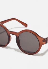 Zign - UNISEX - Sunglasses - brown - 2