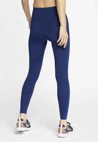 Nike Performance - ONE LUXE - Tights - blue - 2