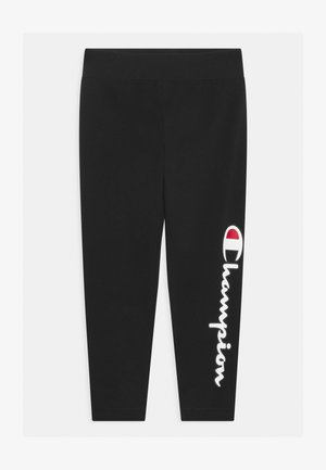 ROCHESTER CHAMPION LOGO - Legginsy - black