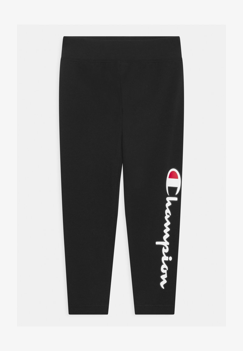 Champion - ROCHESTER CHAMPION LOGO - Legging - black