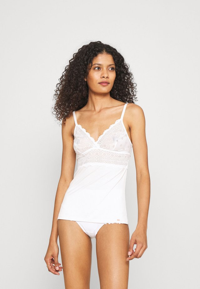 DAMEN EVERY DAY - Caraco - ivory