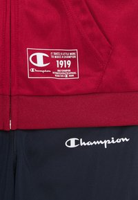 Champion - LEGACY FULL ZIP SUIT SET - Tracksuit - dark red - 3