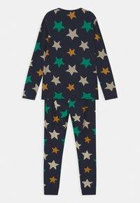 Name it - NKMNIGHTSET STRIPE 2 PACK - Pyjama set - dark sapphire - 1