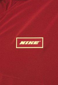 Nike Performance - JACKET - Träningsjacka - dark cayenne/citron pulse - 2