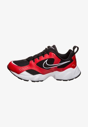Trainers - black / university red / white