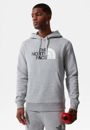 Bluza z kapturem - tnf light grey heather