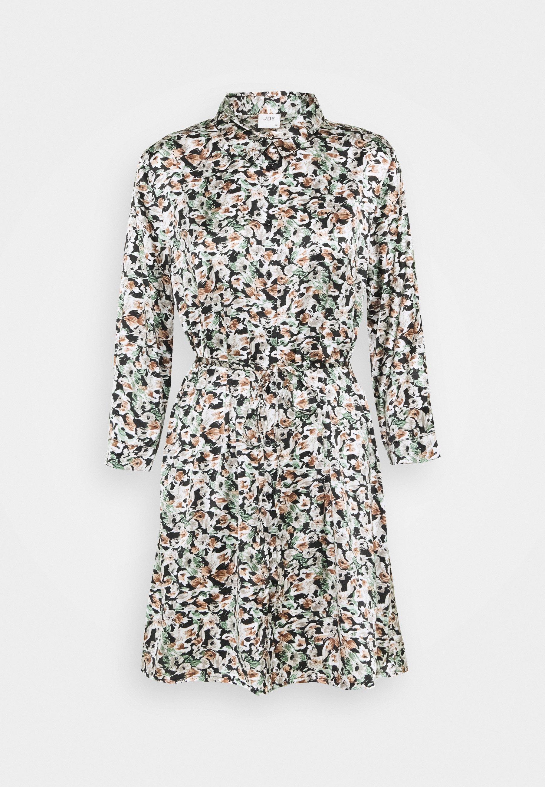 Donna JDYPHILIPPA 3/4 DRESS  - Abito a camicia