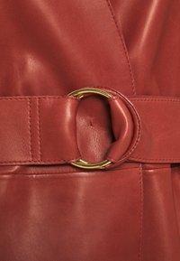 Bally - LUX COAT - Classic coat - spice - 7