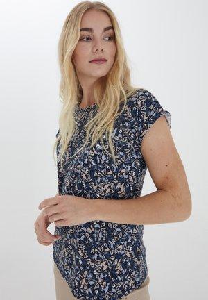 T-shirts print - navy blazer mix