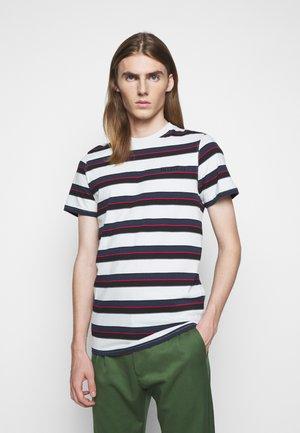 CASUAL TEE - Print T-shirt - grey