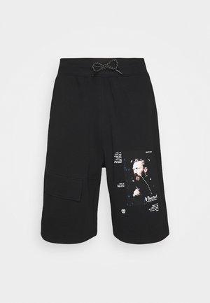 UNISEX - Short - black