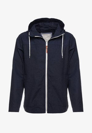 HOODED JACKET - Summer jacket - navy