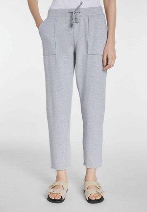SWEATHOSE - Tracksuit bottoms - light grey