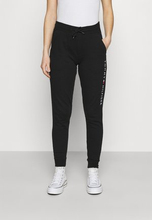 ORIGINAL CUFFED PANT - Pyjama bottoms - black