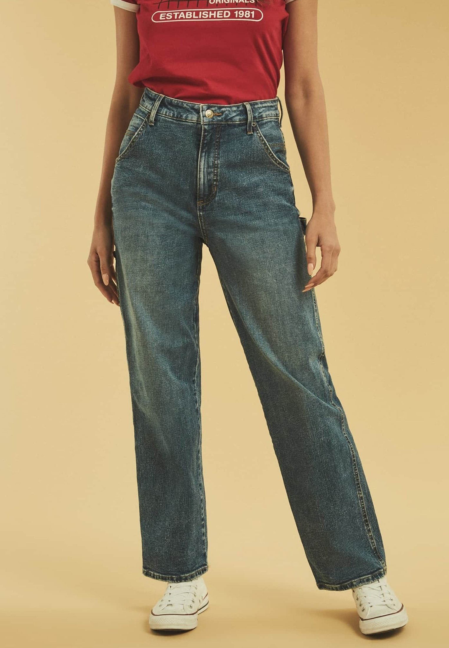 Donna RELAXED - Jeans a sigaretta