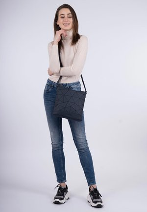 JESSY-LU - Across body bag - blue