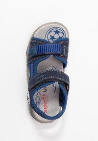 Superfit - MIKE - Walking sandals - blau - 1