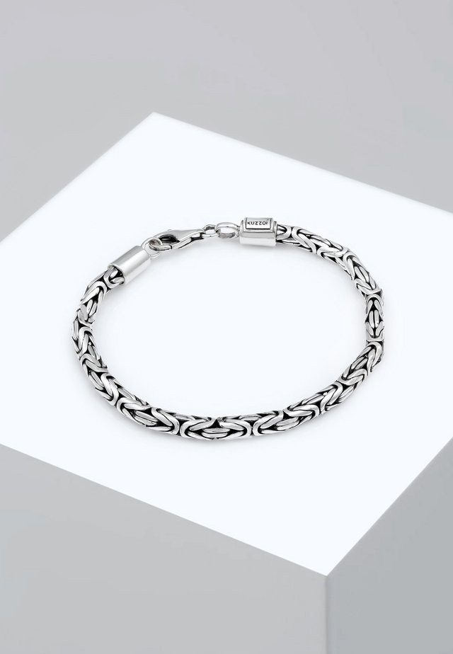 Bracelet - silver coloured