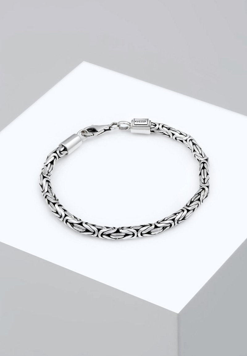 KUZZOI - Bracelet - silver coloured