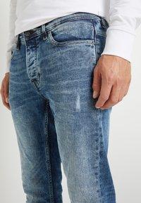 Only & Sons - ONSLOOM  LIFE CARD - Slim fit jeans - blue denim - 5