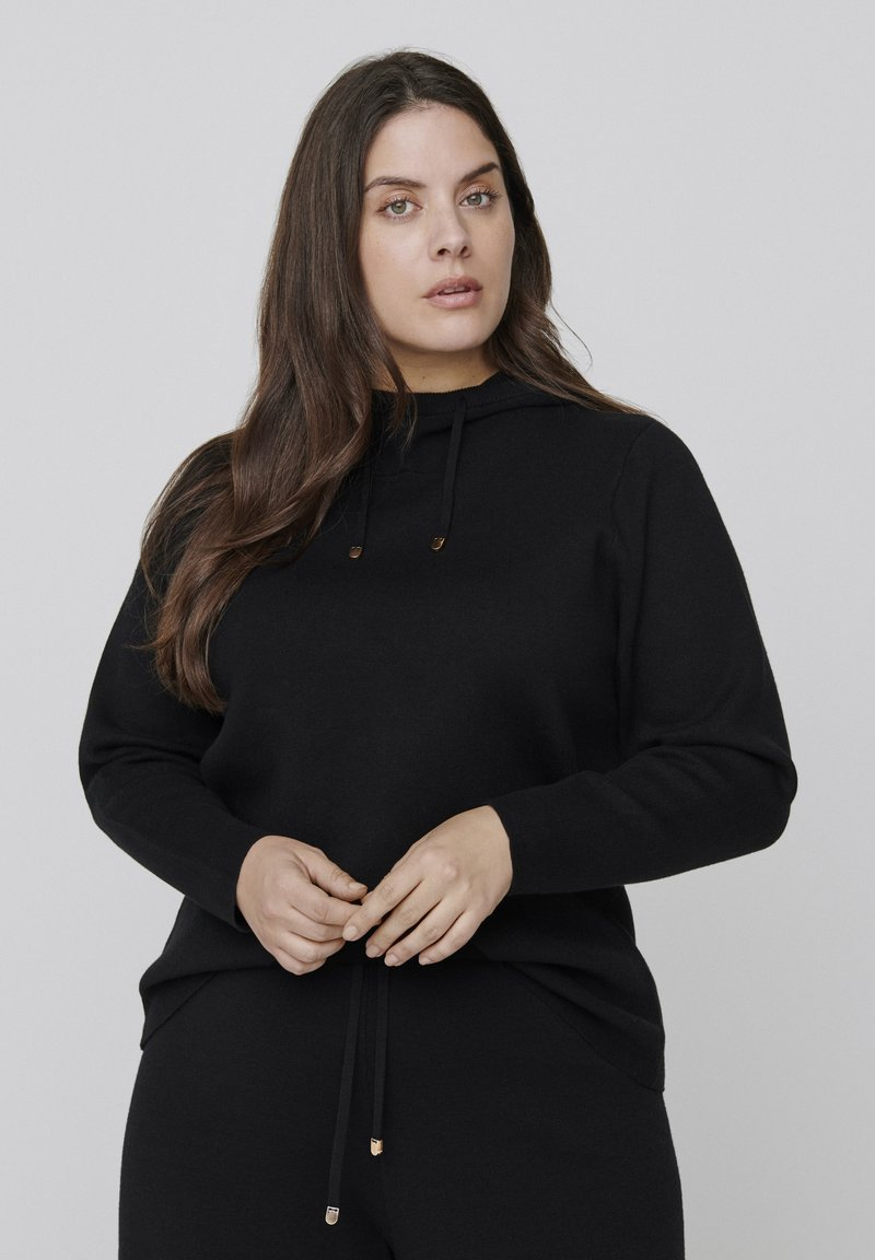Zizzi - Jumper - black
