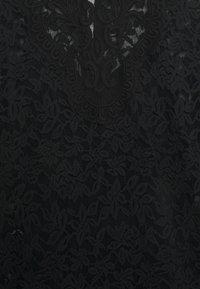 Rosemunde - DRESS - Cocktail dress / Party dress - black - 2