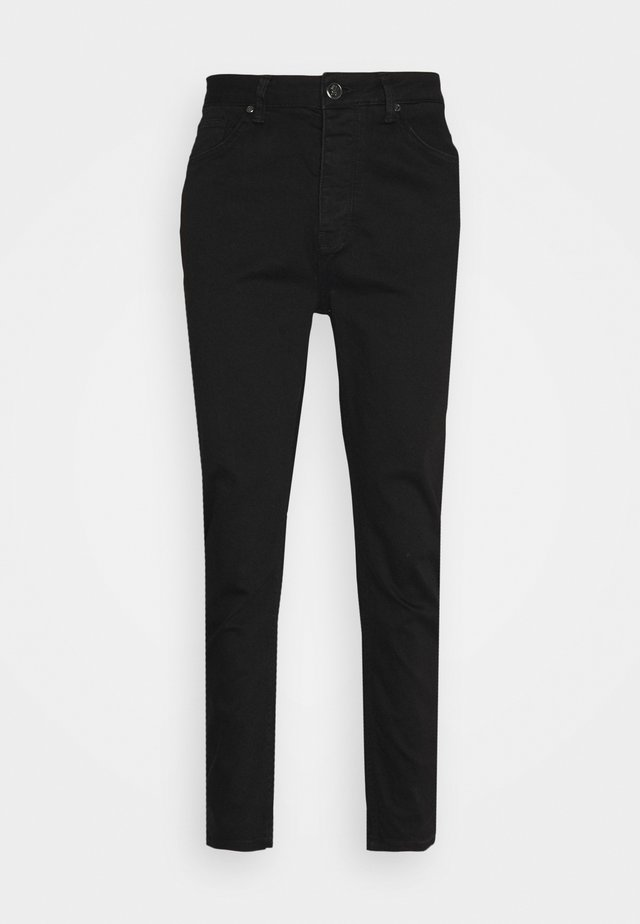 CARROT - Jeans Tapered Fit - true black