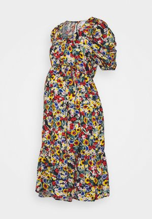 DRESS SISKA MOM - Denní šaty - black