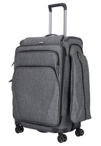 Stratic - MAXCAP  - Wheeled suitcase - grey - 3