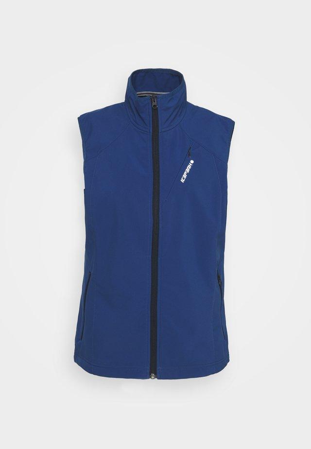BRUSH - Smanicato - navy blue