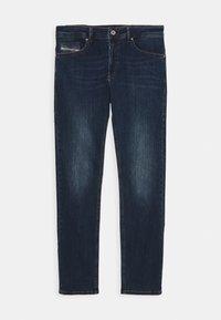 Diesel - THOMMER-J PANTALONI - Jeans Skinny Fit - blue denim - 0