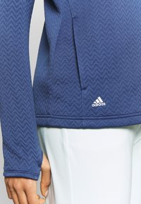 adidas Golf - Sportovní bunda - tech indigo - 5