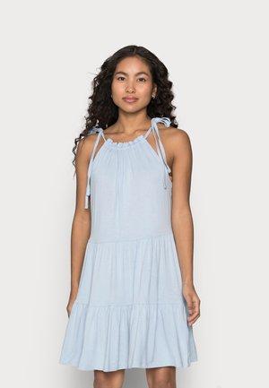 PCNEORA STRAP DRESS - Kjole - kentucky blue