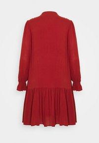 YAS Petite - YASCILLA DRESS BOHO - Kjole - red ochre - 1