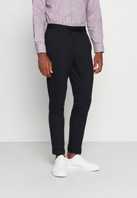 Isaac Dewhirst - THE RELAXED SUIT  - Kostym - dark blue - 4