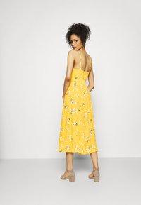 GAP - CAMI MIDI - Day dress - yellow - 2