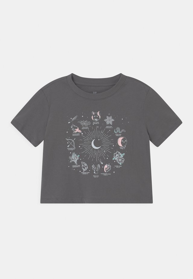 BOXY  - T-shirt print - new shadow