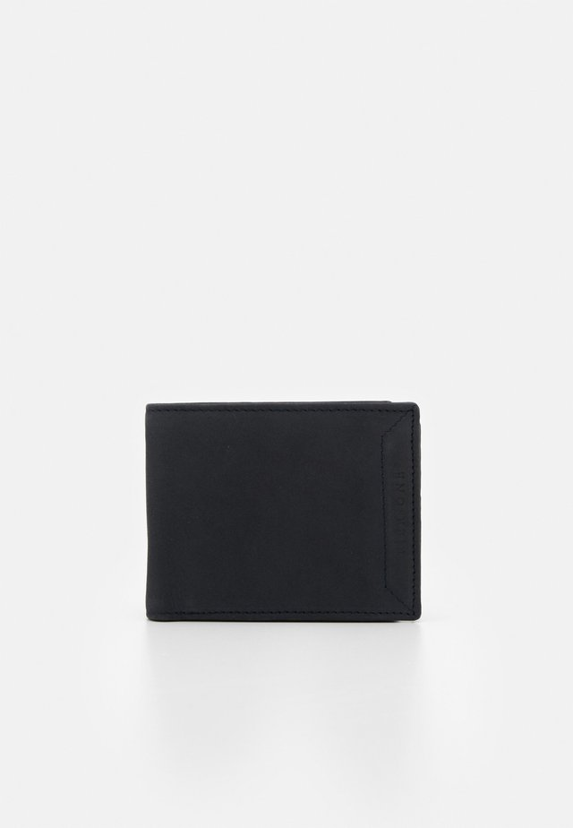 LEATHER - Portefeuille - black