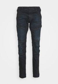 G-Star - RACKAM 3D SKINNY - Jeans Skinny Fit - worn in nightfall - 4
