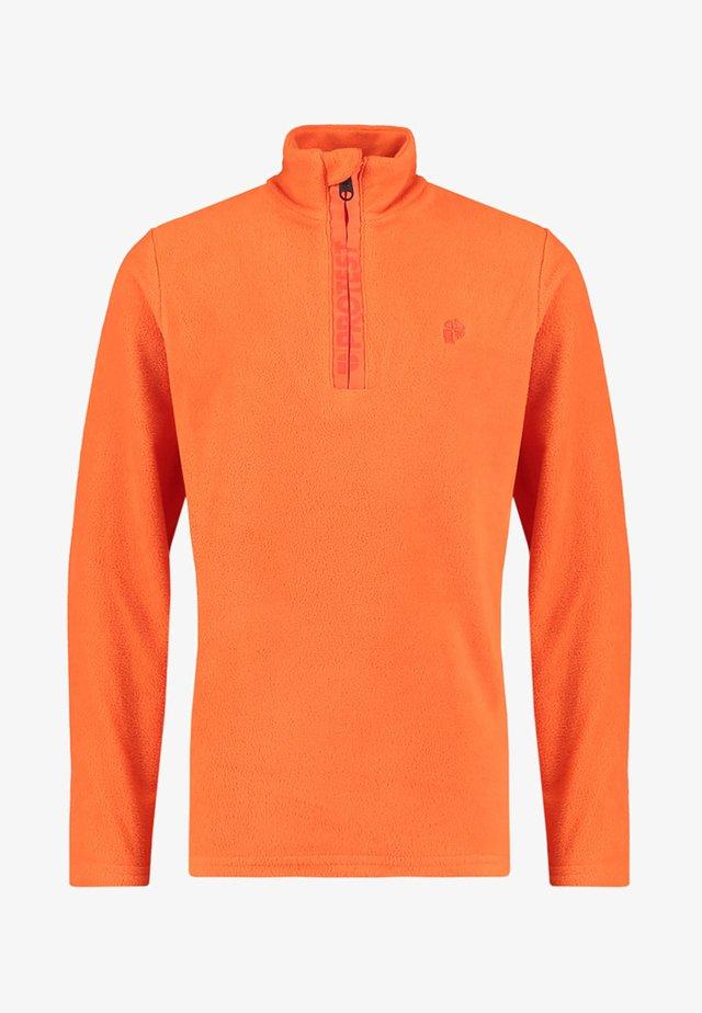 PERFECTY - Fleece trui - orange
