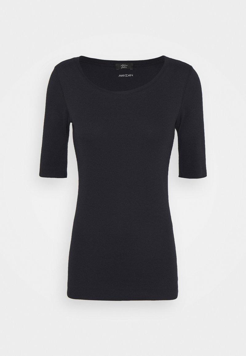 Marc Cain - Print T-shirt - dark blue